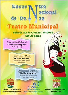 Almodóvar acoge este fin de semana el Encuentro Nacional de Danza