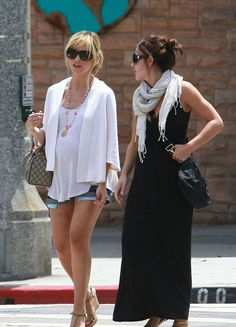 Cute and casual pregnancy outfit (left) 4 whenever I become pregnant later on haha