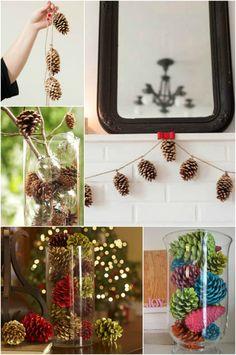 Decorações lindas para o natal