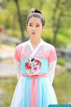 IU MoonLovers ScarletHeartRyeo. Look at her pout aw