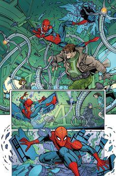 First Look: SPIDEY #1 - Comic Vine
