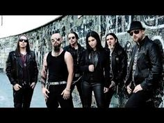 """Lacuna Coil - Losing My Religion (REM Cover)    """"I thought that I heard you laughing  I thought that I heard you sing  I think I thought I saw you try    But that was just a dream  Try, cry, why try  That was just a dream  Just a dream  Just a dream, dream"""""""