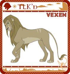 [ old ] - TLK'd Vexen by ipqi.deviantart.com on @DeviantArt