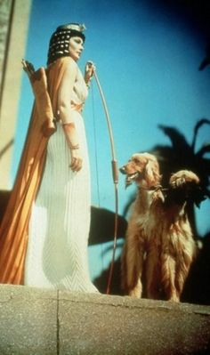Gene Tierney as cleopatra #egyptomania