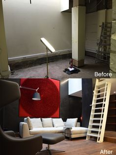 Before and after shot from our recent project in Westminster. If your looking to transform your space get in touch via our website!