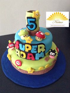 Super Mario Birthday!