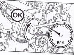 Machine Parts: Initial inspection procedure of Generator Alternat... Machine Parts, Initials