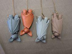 Bat Ornaments