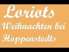 Loriots Weihnachten bei Hoppenstedts KOMPLETT