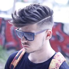 Very Cool Disconnected Undercut