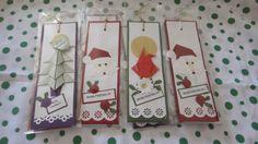 Aida Art & Gifts: Marcador de livro (origami e colagem)