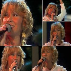 "On the 9th June 1983 Agnetha on the TV show Musikladen in Germany where she performed ""The Heat Is On""."