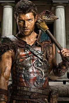 [US] Spartacus - War of the Damned Storyline: Spartacus: War of the Damned is the final season in the acclaimed Starz TV series Spartacus. Spartacus - War of the Damned Liam Mcintyre, Channing Tatum, Eminem, Spartacus Tv Series, Gods Of The Arena, Spartacus Workout, Greek Warrior, Archetypes, Roman Empire