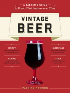 Wine Books - Vintage Beer A Tasters Guide to Brews That Improve over Time *** Check out the image by visiting the link.