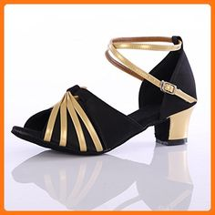 Size:7 Very Fine Womens Salsa Ballroom Tango Latin Dance Shoes Style 1683 Bundle with Plastic Dance Shoe Heel Protectors,Color Silver