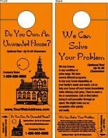 Using Door Hangers To Market Your Real Estate Business | eBay