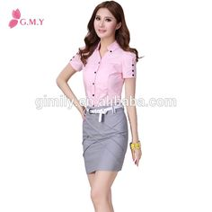 Office Uniform Designs For Women Pants And Blouse View Design