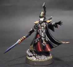 Eldar 40k, Warhammer Eldar, Warhammer 40k Figures, Dark Eldar, Warhammer 40k Miniatures, Eldar Farseer, Army Colors, Space Wolves, Game Workshop