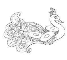Image Result For Peacock Embroidery