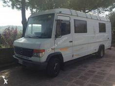 used Mercedes Vario cargo van 614 D 4x2 - n°1366392 - Picture 1