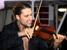 David Garrett beautiful♥ -Clair De Lune- Gorgeous collage of gorgeous pics and music♥