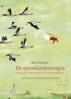 Er was eens…  Een behekste koning, een vrolijke trol, een draak, een tweeling, een verdrietig prinsesje – in een boek vol splinternieuwe sprookjes. Sprookjes zoals sprookjes horen te zijn, over boze toverkunsten en onverwachte helden, over listen en plannetjes en de kunst van het geluk. Een boek om keer op keer voor te lezen, met prachtige illustraties van Martijn van der Linden. (5+)