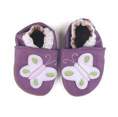 Carozoo, just like Robeez, leather slippers, footwear for babies