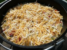 This recipe for  Dude Ranch Chicken  from RoTel is similar to a King Ranch Chicken Casserole , only made with flour tortillas. It ...