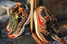 8e2a8b466624 Early Drop  atmos x Nike Air Max Animal Pack 2.0 To Release Tomorrow In NYC