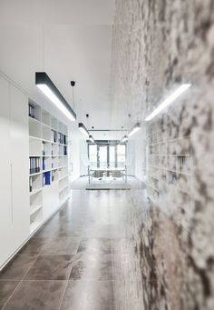 Corporate offices interior design in Bucharest - Corporate Offices, Marble Wood, Interior Design Work, Bucharest, Office Interiors, Wood Furniture, Interior Architecture, Landscape Design, Shelving