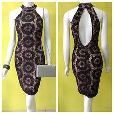 Calentando motores para el fin... #amolapeli #sexy #lace #blackdress #ootd