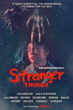 Les posters vintage de la saison 2 de Stranger Things : GOLEM13.FR