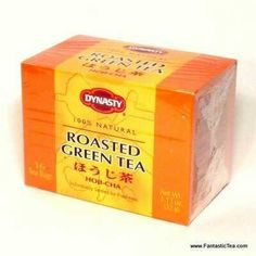 Dynasty Hojicha Roasted Green Tea  16 Bags ** See this great product.-It is an affiliate link to Amazon. #GreenTea
