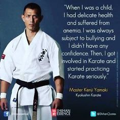 Martial Arts can be the solution one solution to
