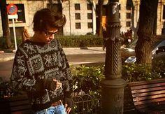 Zayn & Harry as one person ...