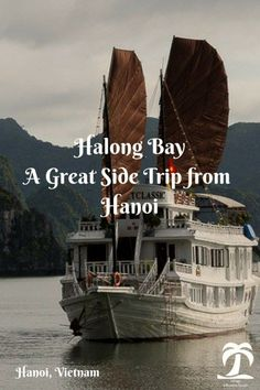Halong Bay, a great side trip from Hanoi - 1Adventure Traveler June 8, 2017