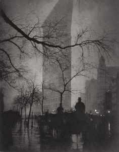 Edward Steichen, The Flatiron, New York, 1905