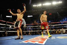 Sergio Martinez Defeats Julio Cesar Chavez Jr