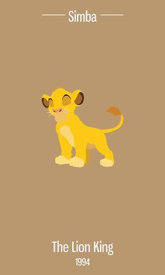 Simba Illustration