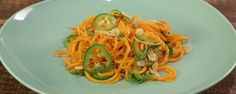 Carrot Mint Salad Recipe by Daphne Oz - The Chew