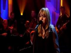 Rumer - singing live on BBC Jools Holland - October 2014 - Baby Come Back to Bed