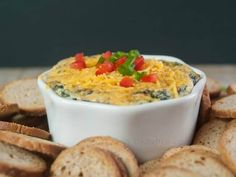 photo of Kelseys' 4 Cheese Spinach Dip