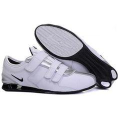 316317 060 Nike Shox Rivalry White Black J12062 a86f4930f