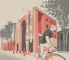 City Cycling Guide Europe :: rutas urbanas europeas para hacer en bici
