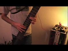 ▶ Peter Gabriel - Don't Give Up / on Chapman Stick - YouTube#t=81