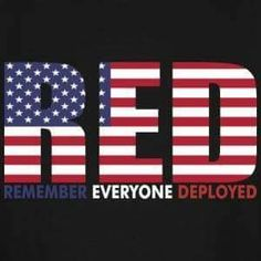 Red on Friday's to support our Military ❤️❤️❤️ Us Army Infantry, Us Army Soldier, Military Deployment, Military Wife, Deployment Letters, Army Girlfriend, Military Holidays, Us Army Rangers, Remember Everyone Deployed