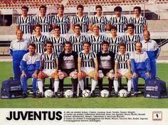 JUVENTUS DE TURIN 1987-88