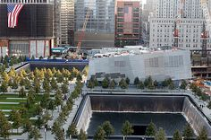 Ground Zero...so many lost on that day 10 years ago. This place will always be sacred for the spirits it holds.