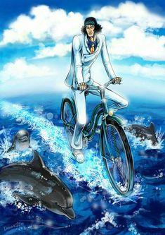 One Piece | Kuzan Aokiji | Former Marine Admiral | คูซัน อาโอคิยิ