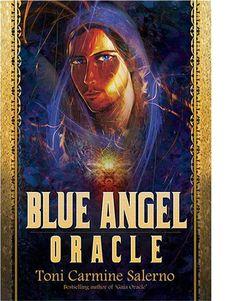 Blue Angel Oracle Cards by Toni Carmine Salerno : Buy Online, Worldwide Shipping #buyindiaglobal #buytarot #tarotonline